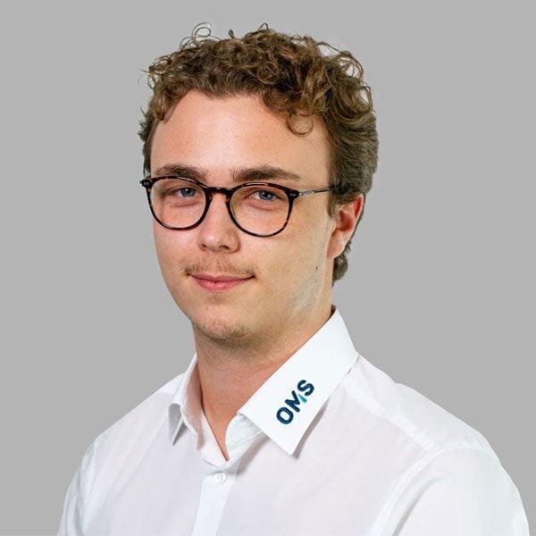 Johannes Diekmann - Sales Manager bei OMS Prüfservice GmbH Leipzig