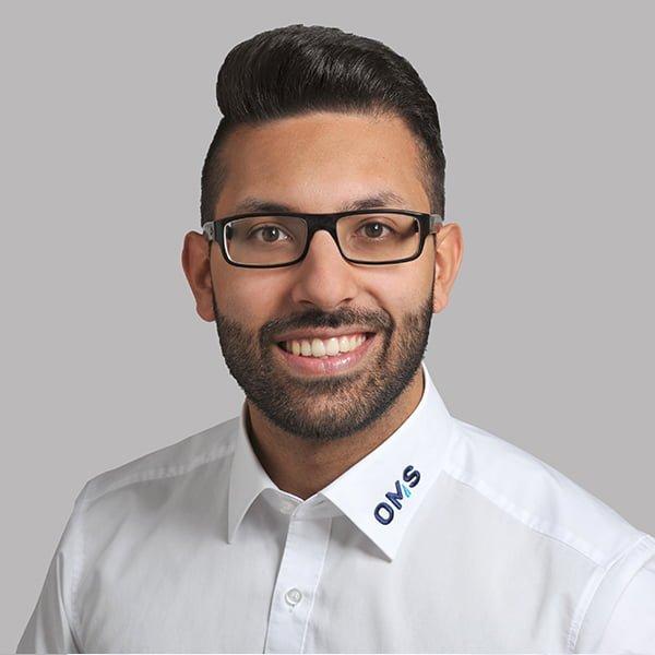 Andreas Ewers - Sales Managerin bei OMS Prüfservice GmbH Köln, Pforzheim, Reutlingen