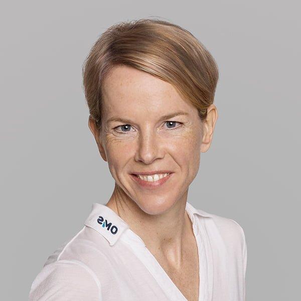 Antje Schering - Sales Manager bei OMS Prüfservice GmbH Hannover