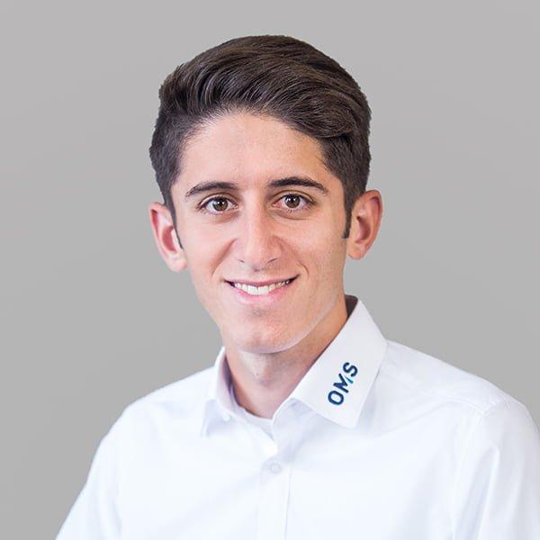 Andreas Bali - Sales Manager bei OMS Prüfservice GmbH Stuttgart und Würzburg