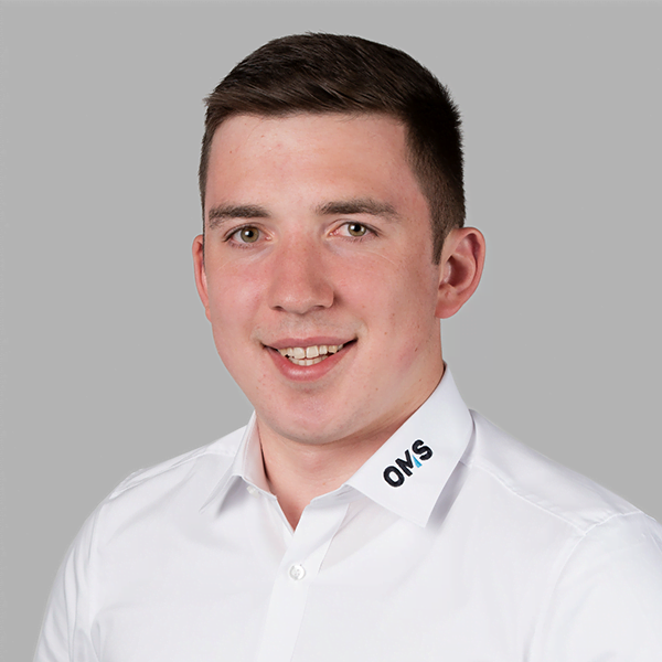 Dan Michael Schmitt - Sales Manager OMS Prüfservice GmbH Mannheim