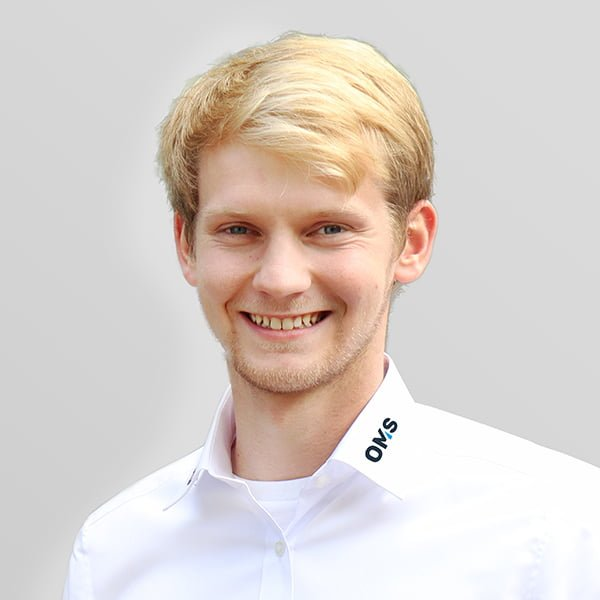 Daniel Chadwick - OMS Prüfservice GmbH Hannover