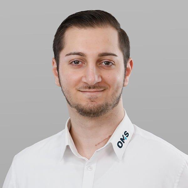 Dennis Rado - Sales Manager bei OMS Prüfservice GmbH Dortmund
