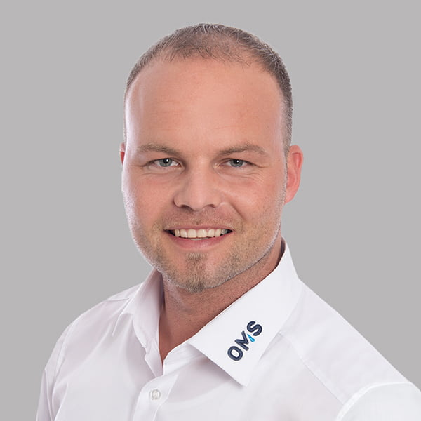 Dennis Rasehorn - Sales Manager bei OMS Prüfservice GmbH Straubing