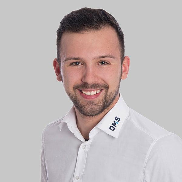 Marcus Drescher - Sales Manager OMS Prüfservice GmbH Nürnberg
