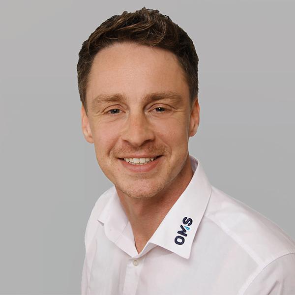 Fabian Meyer - Sales Manager OMS Prüfservice GmbH Hamburg