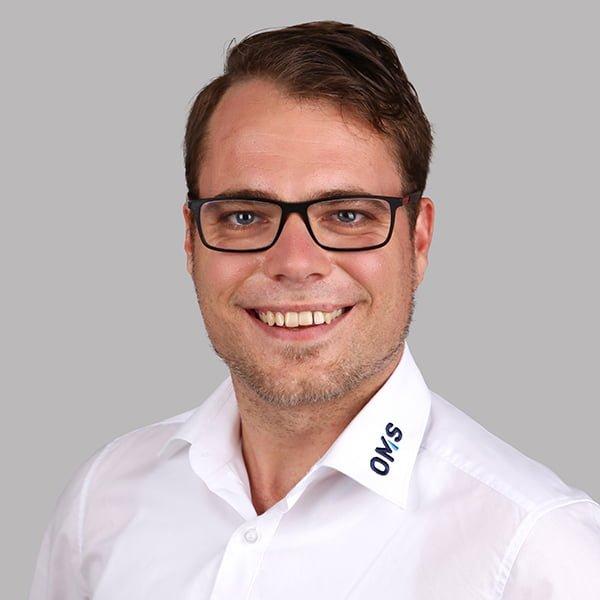 Felix Schiller - Sales Manager OMS Prüfservice GmbH Ulm