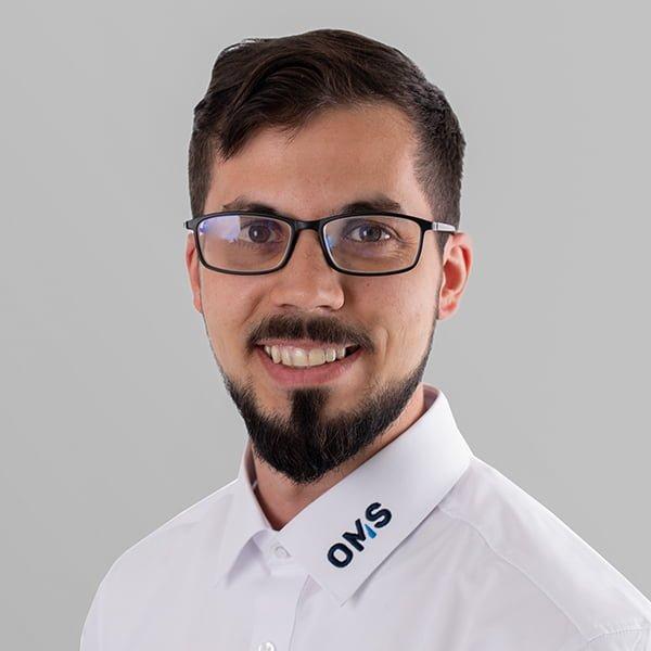 Frank Schwarz - Sales Manager OMS Prüfservice GmbH Fulda