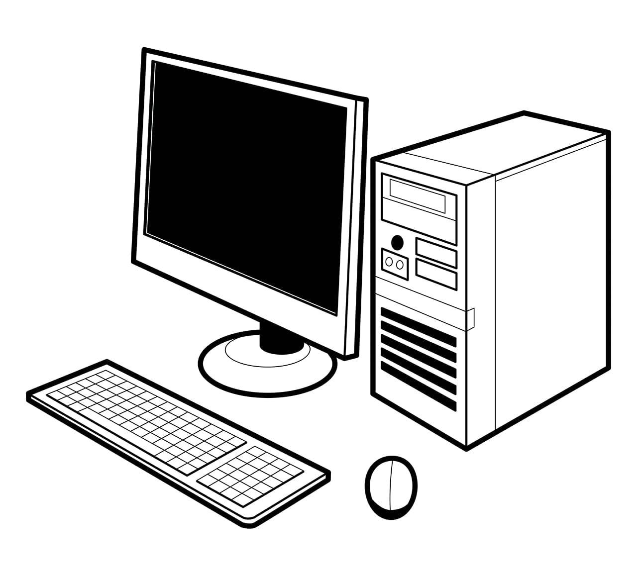Ortsveränderliches elektrisches Betriebsmittel - Computer