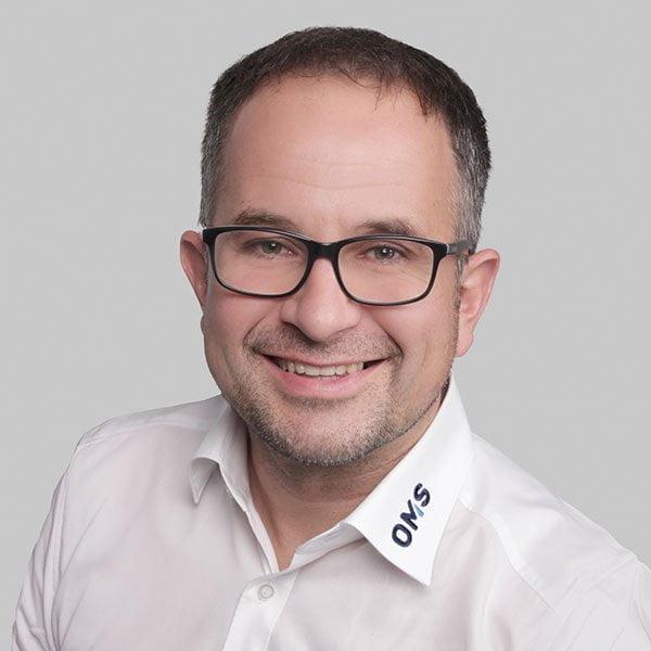 Hartmut Höfer - Head of Sales OMS Prüfservice GmbH Hannover