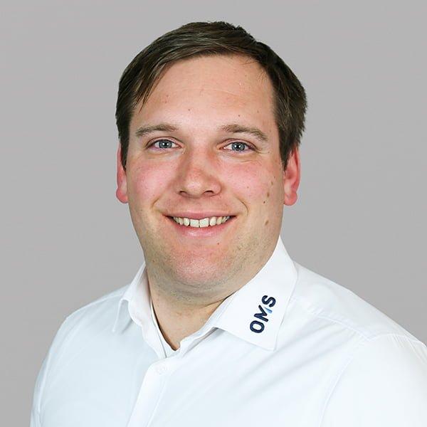 Marco Hau - Sales Manager OMS Prüfservice GmbH Stuttgart, Würzburg