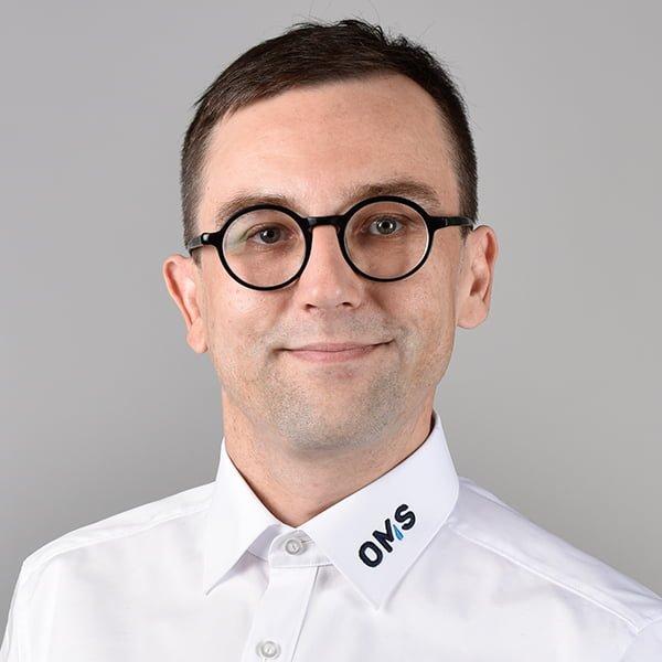 Maximilian Hoffmann-Odermat - Sales Manager OMS Prüfservice GmbH Mannheim