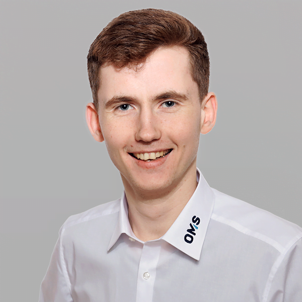 Jan-Henning Lescow - Sales Manager OMS Prüfservice GmbH Hamburg