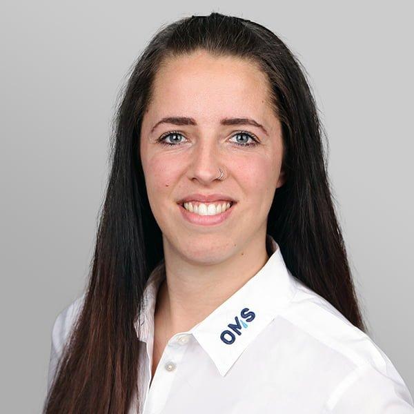 Jennifer Langner - Sales Managerin OMS Prüfservice GmbH München