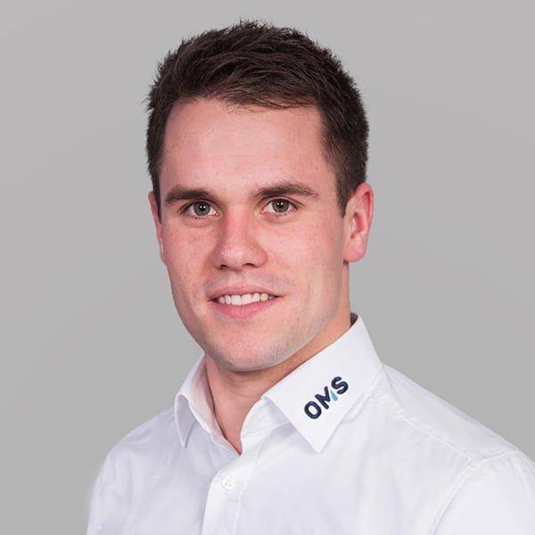 Johannes Zeh - Sales Manager OMS Prüfservice GmbH Pforzheim, Reutlingen