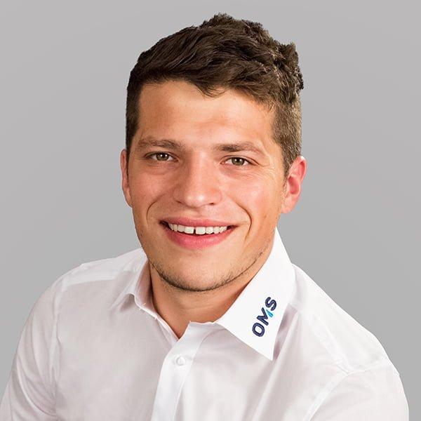 Jonathan Baur - Sales Manager OMS Prüfservice GmbH Stuttgart, Würzburg