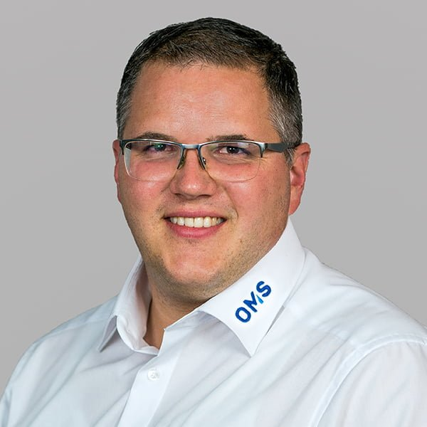 Michael König - Sales Manager OMS Prüfservice GmbH Stuttgart