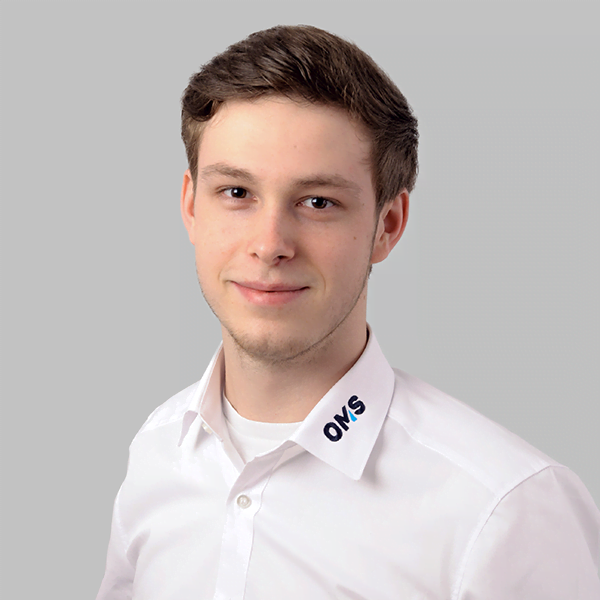 Laurin Furth - Sales Manager OMS Prüfservice GmbH Fulda
