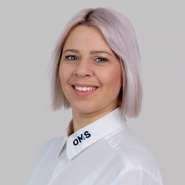 Liane Orendi - Sales Managerin - OMS Prüfservice GmbH Fulda