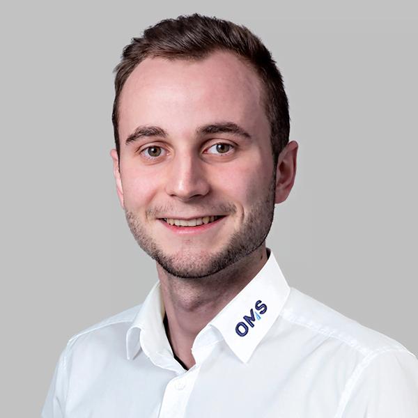 Marcel Venur - Team Leader - OMS Prüfservice GmbH Pforzheim