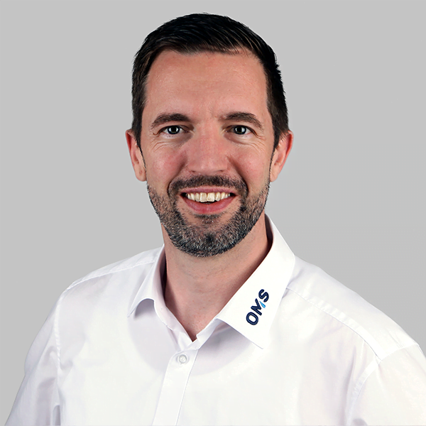 Marcell Andree - Sales Manager OMS Prüfservice GmbH Ulm