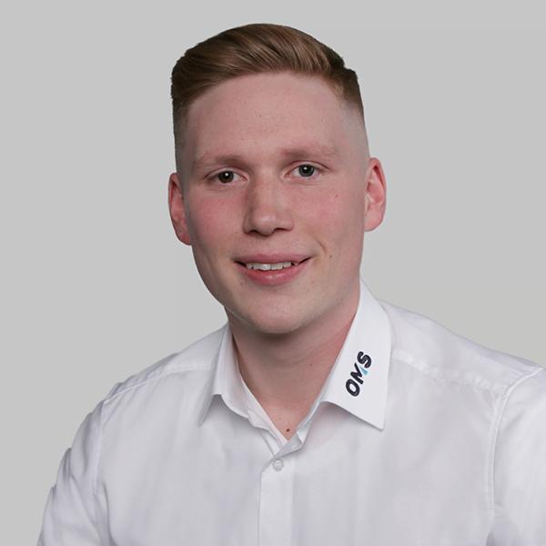 Mark Heine - Sales Manager - OMS Prüfservice GmbH Hannover