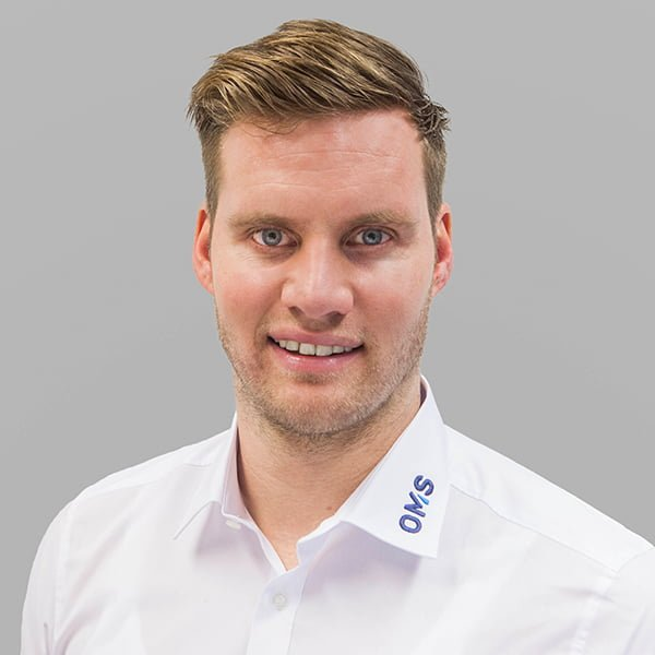 Norbert Küpper - Branch Manager bei OMS Prüfservice GmbH in Dortmund, Düsseldorf, Osnabrück