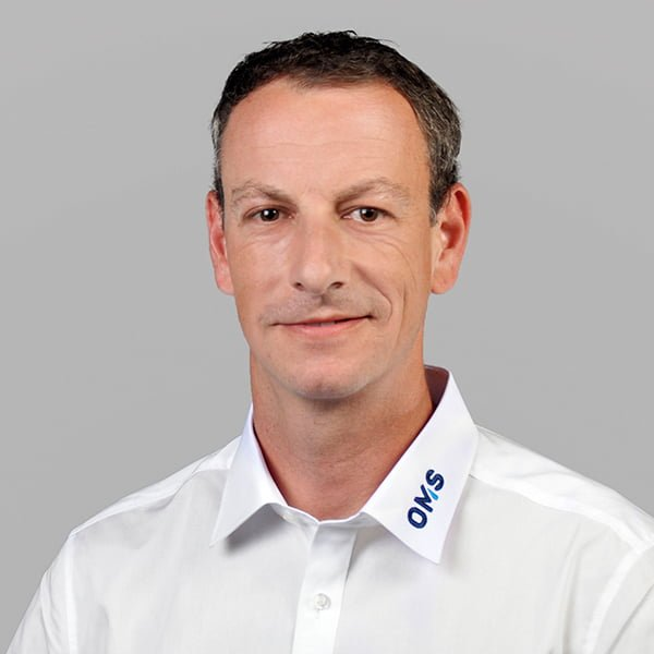 Normen Haubner - Sales Manager bei OMS Prüfservice GmbH betreut NL Hamburg und NL Berlin