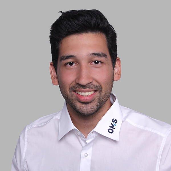 Pablo Manrique - Sales Manager bei OMS Prüfservice GmbH Dortmund