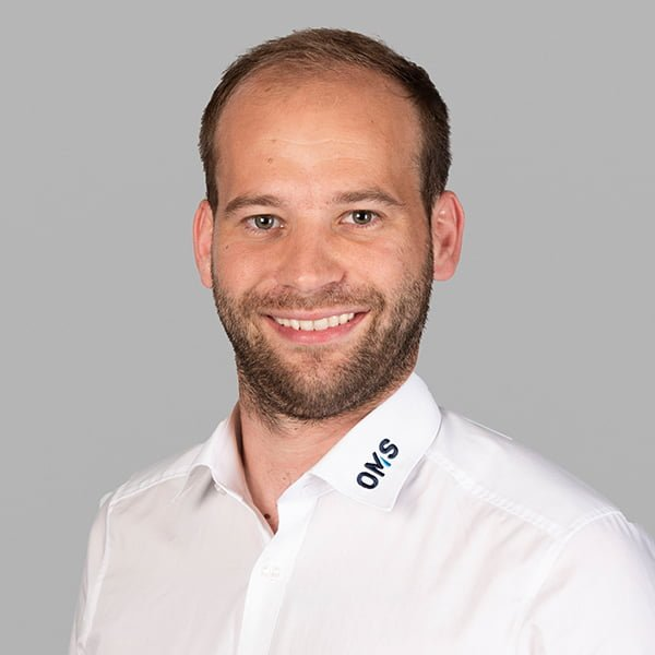 Pascal Ilg - Sales Manager OMS Prüfservice GmbH Wiesbaden