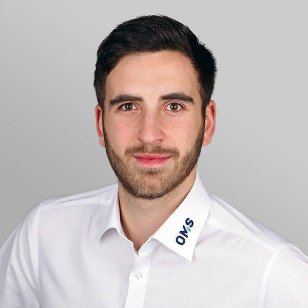 Philipp Göckeler - Sales Manager bei OMS Prüfservice GmbH Ulm