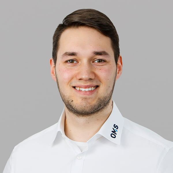 Tim Potberg - Sales Manager bei OMS Prüfservice GmbH Düsseldorf
