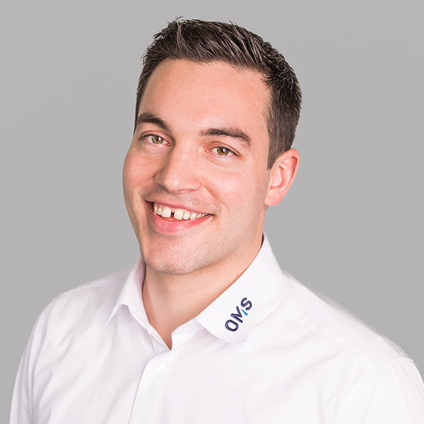 Benjamin Schlatter - OMS Prüfservice GmbH Villingen-Schwellingen