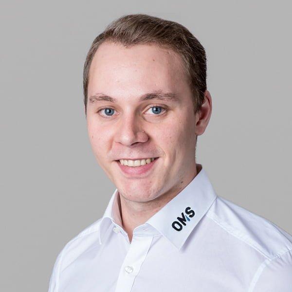 Steffen Seiter - Branch Manager bei OMS Prüfservice GmbH Köln, Pforzheim