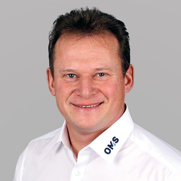 Stefan Erz - Branch Manager OMS Prüfservice Günzburg, München, Ulm