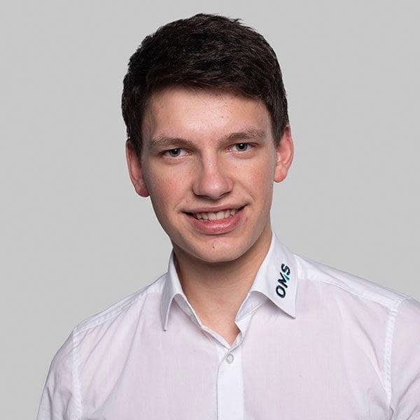 Stephan Barnickel - Marketing Manager OMS Prüfservice GmbH Hannover
