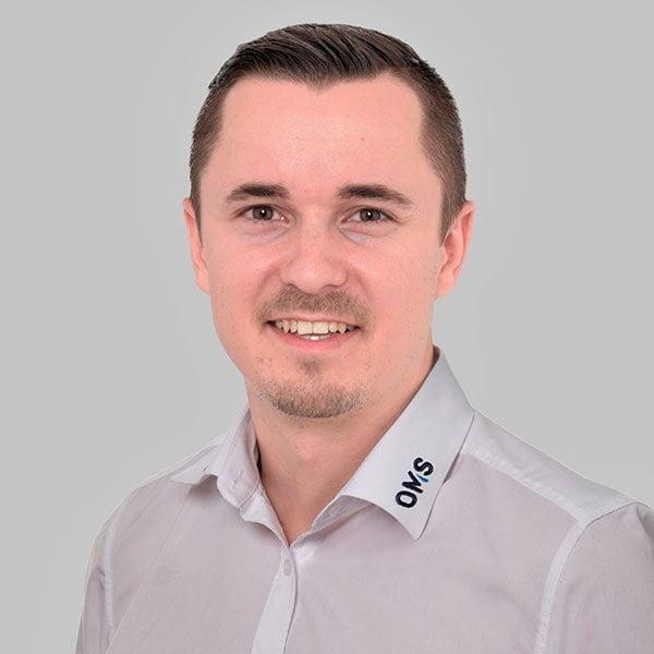 Alexander Huemer - Sales Manager - OMS Prüfservice GmbH Österreich