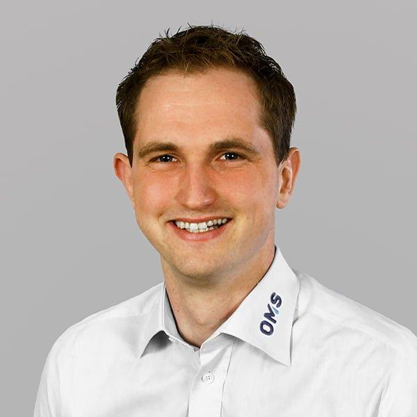 Alexander Lescow - Branch Manager bei OMS Prüfservice GmbH betreut NL Hamburg und NL Berlin
