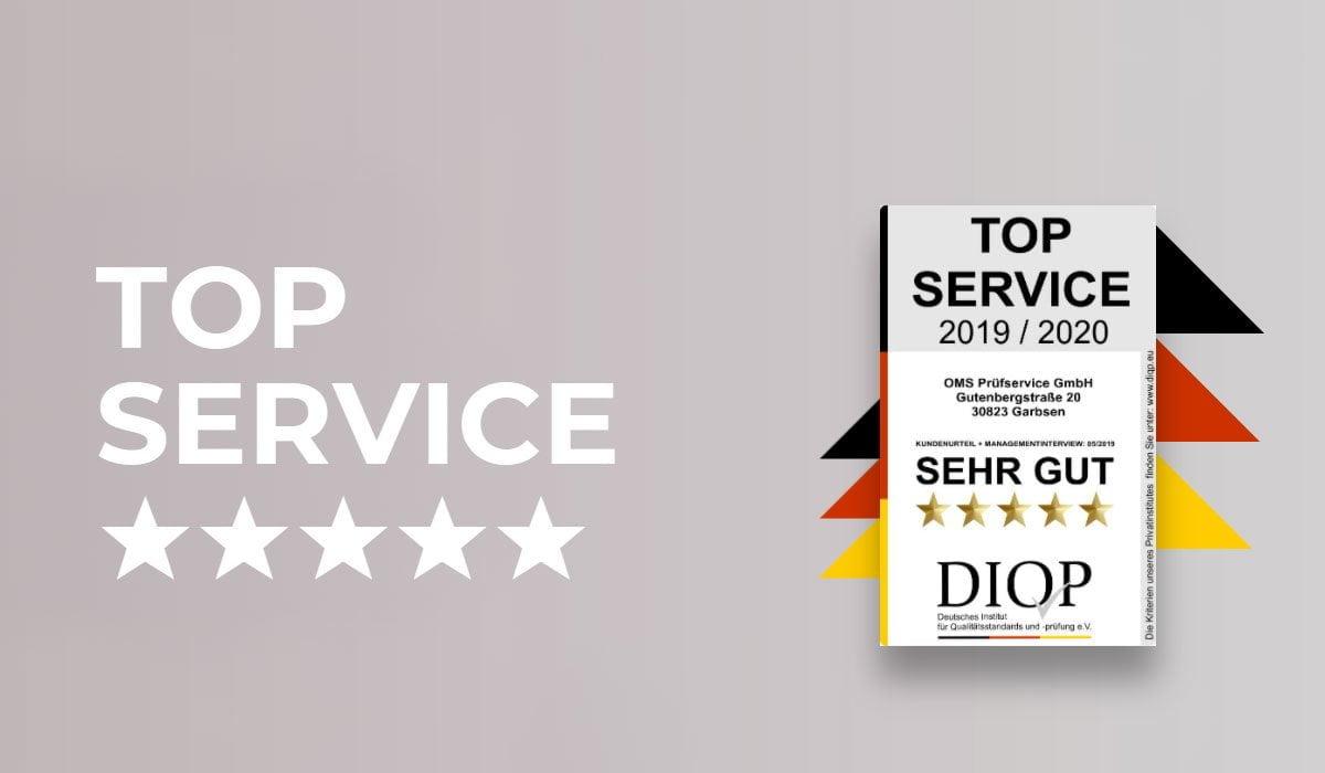 Top Service Header | OMS Prüfservice GmbH