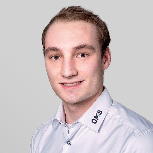 Erik Seiter - IT Spezialist bei OMS Prüfservice GmbH Hannover