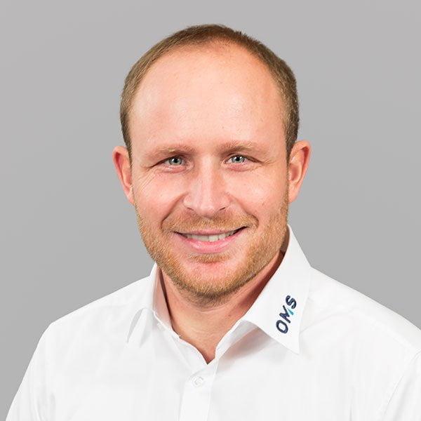 Florian Kern - HR Manager OMS Prüfservice GmbH Stuttgart