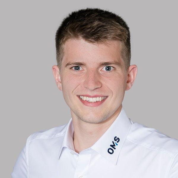 Hendrik Sauer - Team Leader - OMS Prüfservice GmbH Dortmund