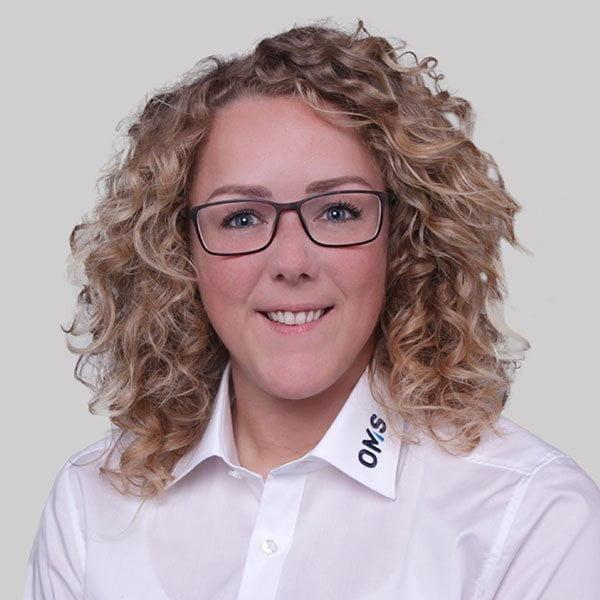 Isabell Heller - Marketing Managerin OMS Prüfservice GmbH Hannover