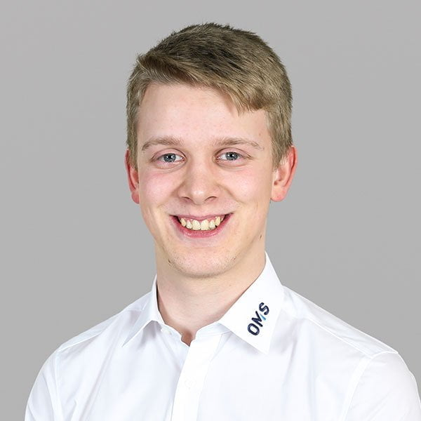 Jonas Schnaitmann - Product Manager OMS Prüfservice GmbH Hannover