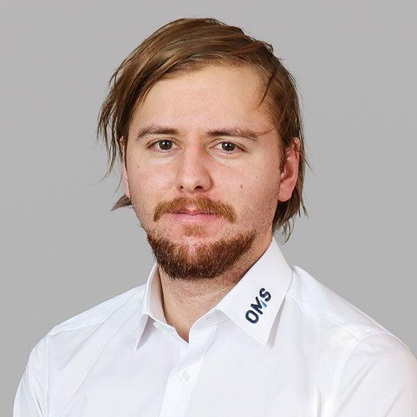 Jonathan Bali - Team Leader - OMS Prüfservice GmbH Stuttgart