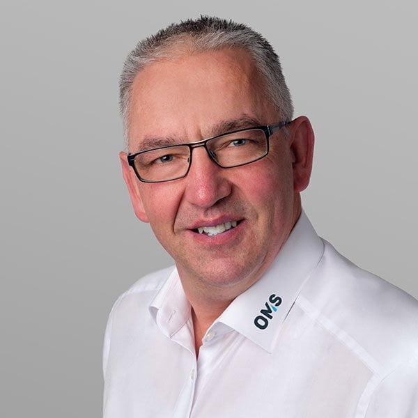 Jürgen Schmidt - Project Manager - OMS Prüfservice GmbH Lorch
