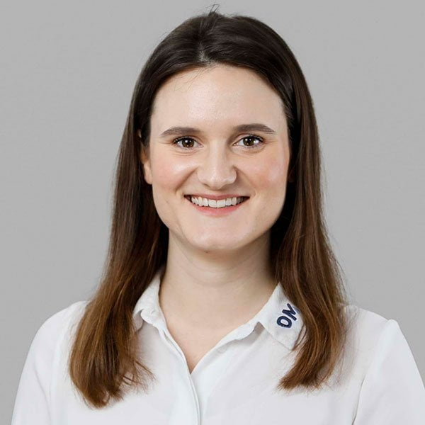 Julia Gajetzki - Project Assistent - OMS Prüfservice GmbH Dortmund