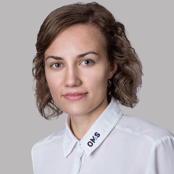 Julia Schröter - Office Assistant - OMS Prüfersvice GmbH Pforzheim