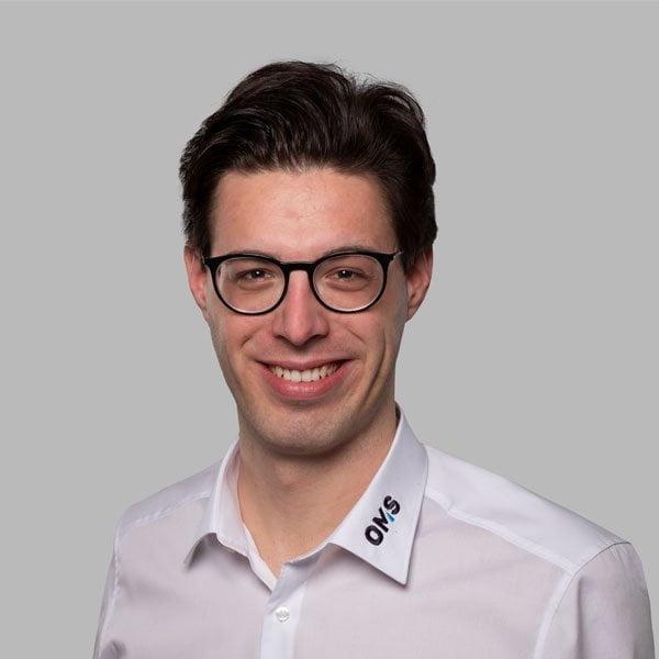 Julian Stutz - Sales Manager OMS Prüfservice Straubing