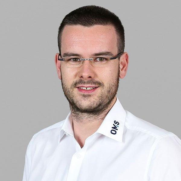 Junias Knapp - Support Manager OMS Prüfservice GmbH Hannover
